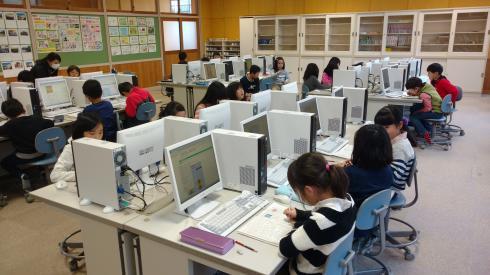 3-1パソコン室①