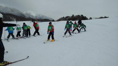 スキー教室4