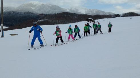 スキー教室5