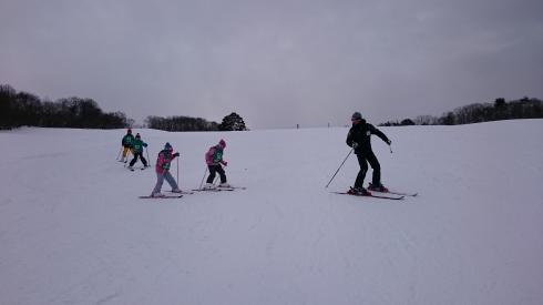 スキー教室6