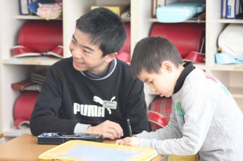6年生へのインタビュー02