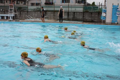 水泳指導02