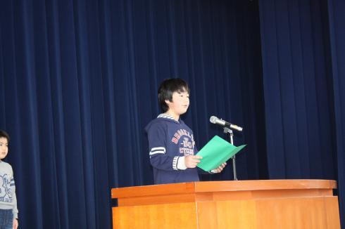 3学期始業式02