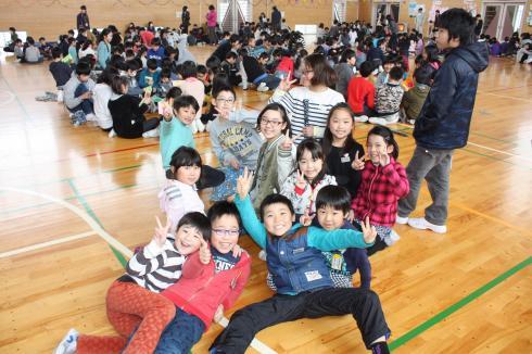 6年生を送る会02