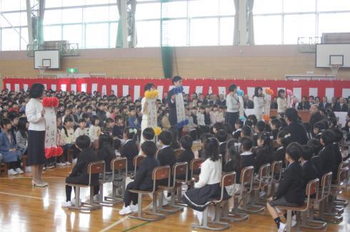 入学式01