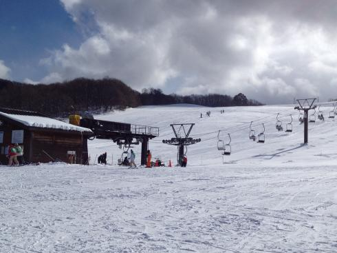 4年生 スキー教室