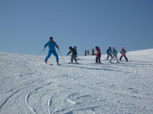 3年生 スキー教室