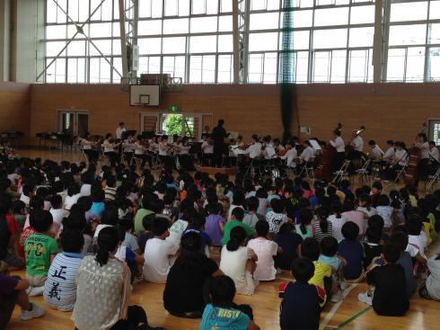 山響スクールコンサート