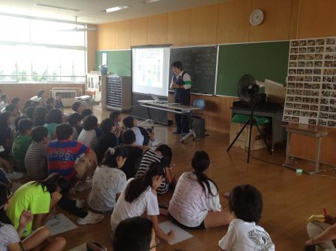 ネットトラブル防止教室