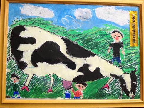 牛とともだち