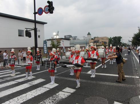 パレード!スタート!!