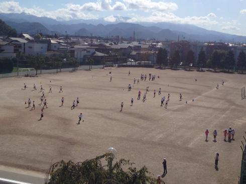 サッカーの学習