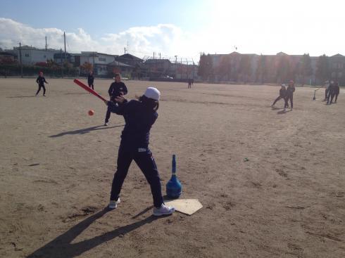 ベースボール型ゲーム