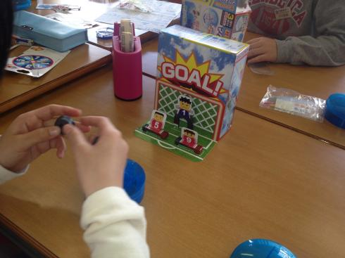 磁石の実験 3年生