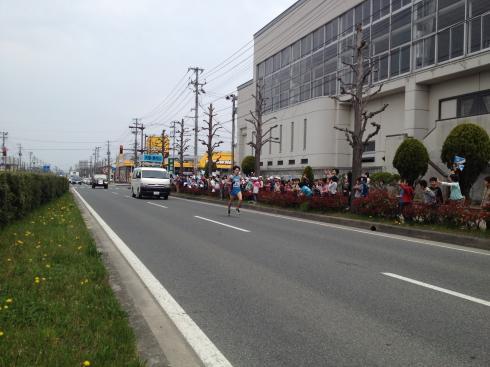 天童東村山チームの応援