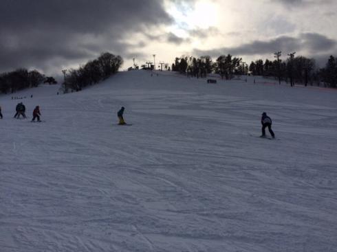 3年生スキー教室