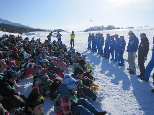 スキー教室1