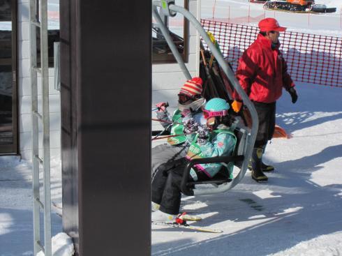 スキー教室3