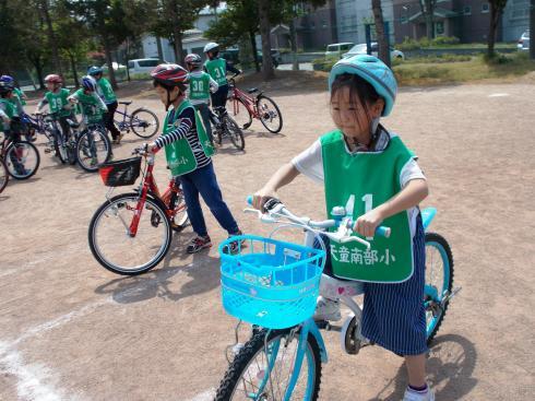 自転車教室3