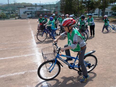 自転車教室4